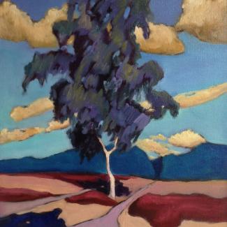 Een boom in Veluwe - 2