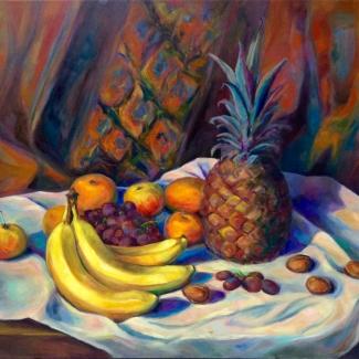 Drie bananen